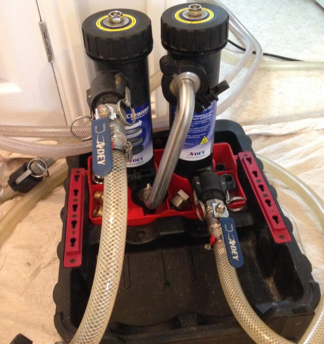 Powerflushing 2